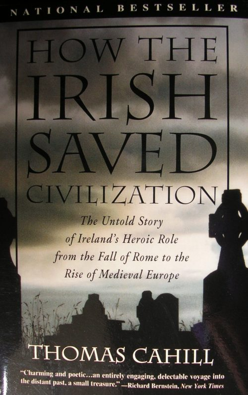How the irish saved civilisation