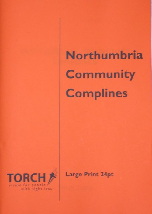 CDP Complines Booklet Giant Print 24 point
